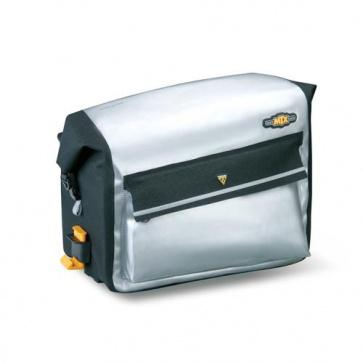 Topeak MTX Trunk Drybag Bicycle Rear Pack Silver