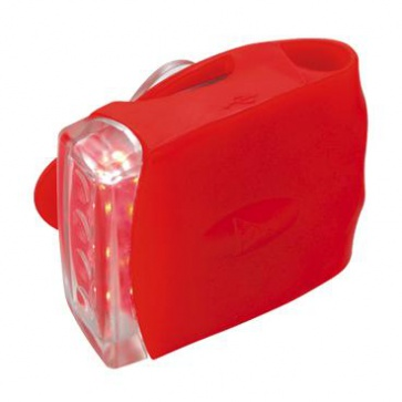 Topeak RedLite DX USB Red Bicycle Rear LED Lamp