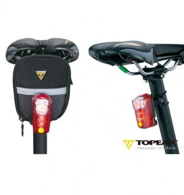 Topeak RedLite Mega Rear Safety Lamp LED light