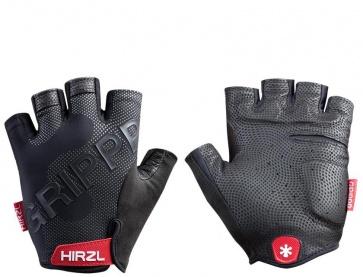 Hirzl Grip Tour2 Half Fingers Gloves Black