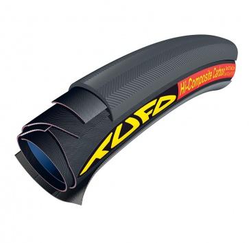 700x22 TUFO HI-COMP CARBON TUBULAR BLACK