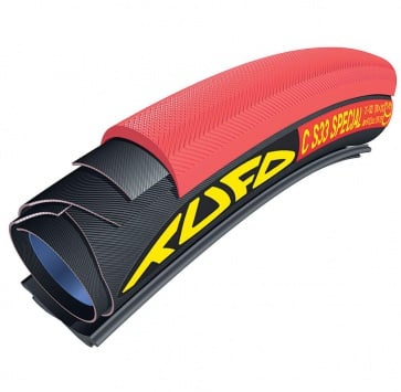 700x21 TUFO C S33 SPECIAL TUBULAR-CLINCHER RED