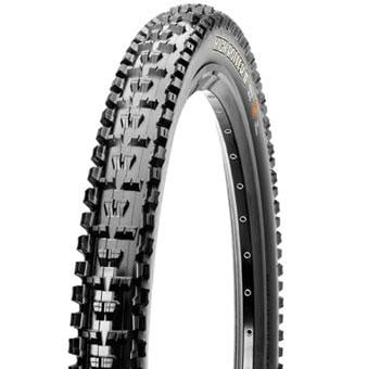 27.5x2.4 Maxxis High Roller Ii Super Tacky 2ply Wire
