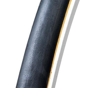 700x23 CHALLENGE PISTA SC OPEN TUBULARBULAR BLACK/WHITE