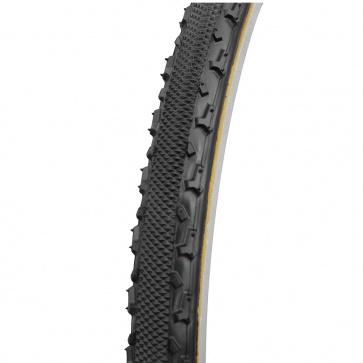 Challenge Pro Tu Tire 700x33-Black/Tan-Chicane