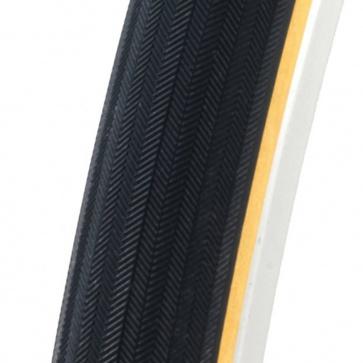 700x30 CHALLENGE STRADA BIANCA PRO OPEN TUBULAR BLACK/TAN