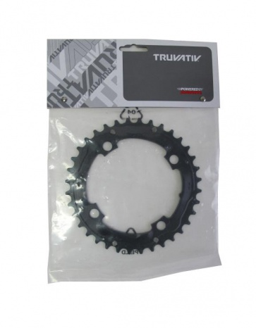 Truvativ S1-104 AL3 10S 36T chainring black