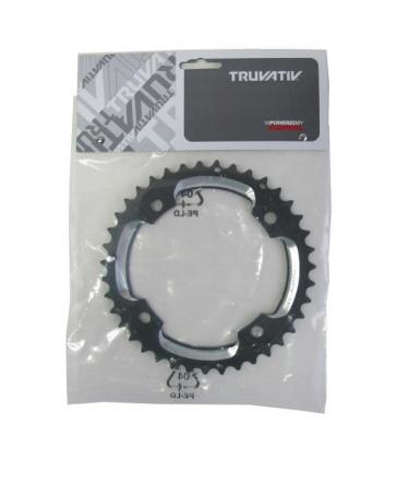 Truvativ S2-120 AL6 10SP 39T chainring SP black