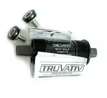 Truvativ Square Tap Alloy BB Bottom Bracket 113/68mm