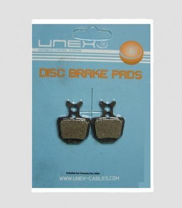 Unex Formular Organic Disc Brake pad