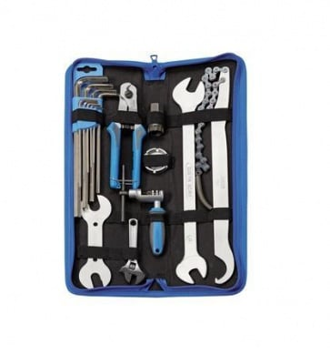 Unior Bicycle Bike Tool Set 9PC 1600B Bag