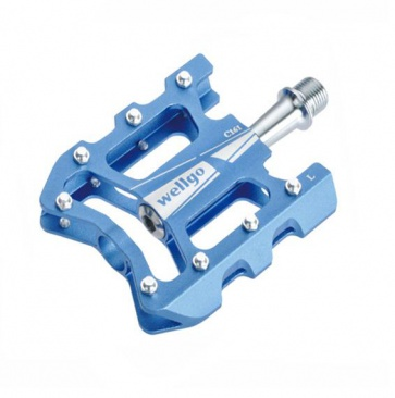 Wellgo M111 Road Bike Flat Pedals