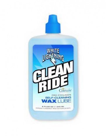 WhiteLightning Clean Ride Cleaning Lubricant 240ml