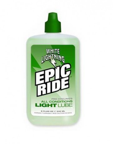 WhiteLightning Epic Ride Lubricant Cycling 240ml