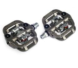 Xpedo G Force CR AL Cleat Pedals Dark Gray