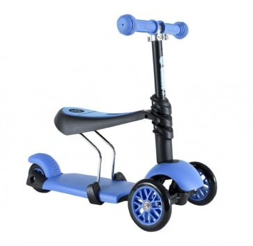 Ybike Glider 3in1 Kids Kickboard Scooter