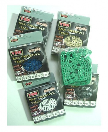 YBN MK926 BMX Bike Chain Single Speed 6colors