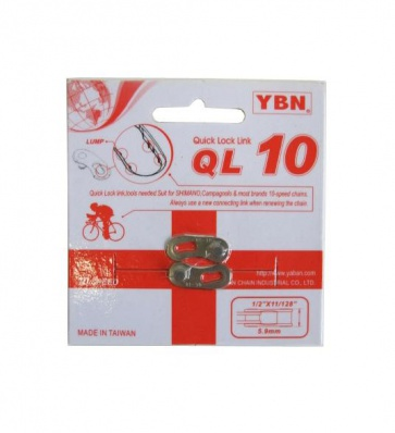 YBN QL10 chain link 10 speeds bicycle