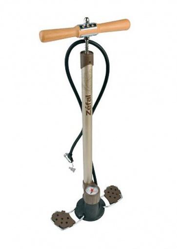 Zefal Husky High Pressure Classic Air Pump 230psi