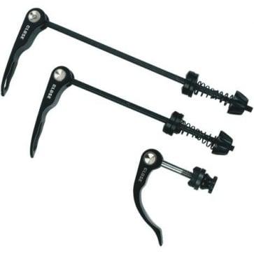 Zefal Lock N Roll Anti Theft QR Wheel Seat Clamp Set