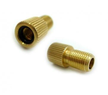 Zefal valve convert adapter presta schrader