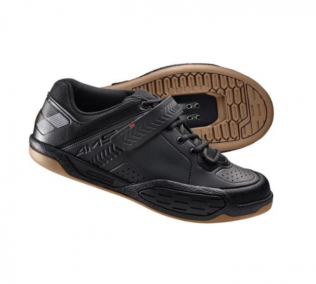 Shimano Am Freeride Shoes Black Size