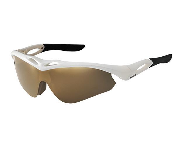 shimano eyewear cycling goggle ce s50r white