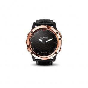 Garmin Fenix 3 Sapphire Rose Gold GPS watch
