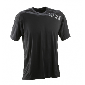 Race Face Trigger Jersey Short Sleeve Black