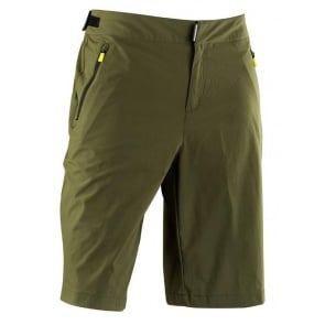 Race Face Podium Shorts Hunter