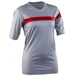 Race Face Charlie Tech Top-Short Sleeve Grey