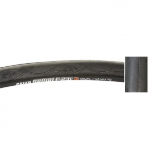 Maxxis Radiale 23 3C 700x23c Road Bike Tire Black