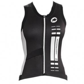 Assos NS.SuperLeggera Lady Women's Sleeveless Jersey-Black