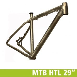 "Quantec MTB HTL 29"" Light Frame Raw"