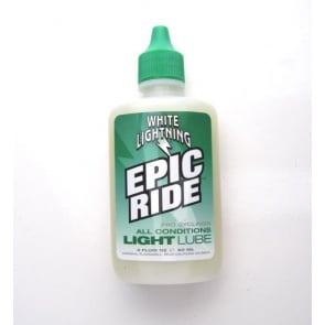 WhiteLightning Epic Ride Lubricant Cycling Oil 60ml