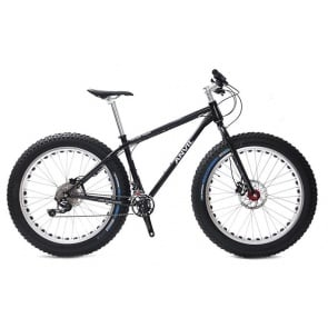 Anvil Fatgear Alpha SLX M7000 2x11 Fatbike Custom Full kit Black