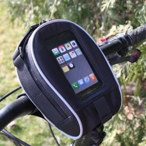 BiKASE SALAMANDER SMARTPHONE HOLDER/MULTI-USE BAG
