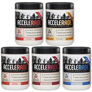 Accelerade Lemon Lime 60 Serving Canister