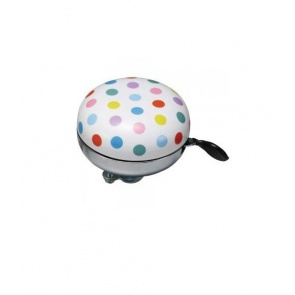 Altair Lotsa Dot White-Colorful Bell