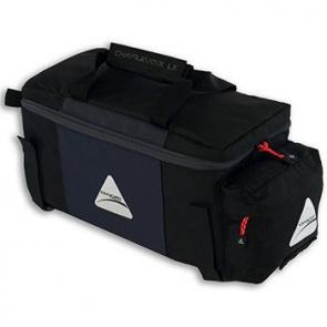 Axiom Charlevoix LX 8 Rack Bag Single Rear Grey Black