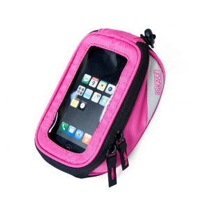 BiKASE BEETLE SMARTPHONE BENTO BOX/HOLDER PINK