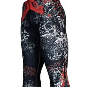 GRIFFIN [FY-121] Full graphic compression leggings