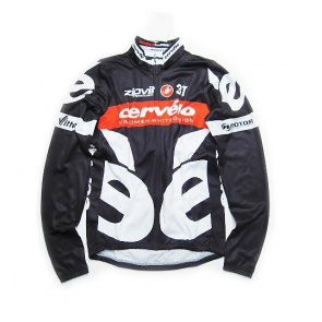 Castelli Cervelo Team cycling long sleeve jersey bicycle