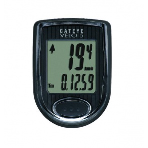 cateye velo5 vl-510 wire cycling computer