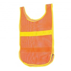 Aardvark Reflective Vest Orange