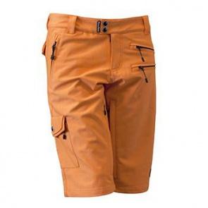 Race Face Khyber Womens Shorts Orange