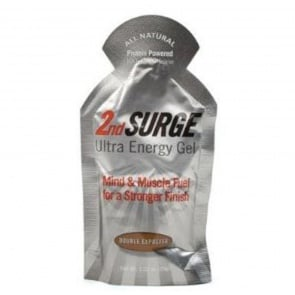 ACCEL GEL 2ND SURGE DOUBLE EXPRESSO w/ CAFFEINE 8/BOX
