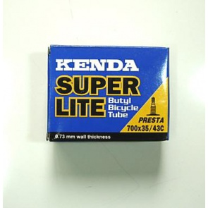 Kenda SuperLite Bicycle Inner Tube 700x35~43C 60mm