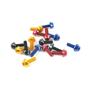 Far&Near Water Bottle Cage Bolts 4pc 1 Set