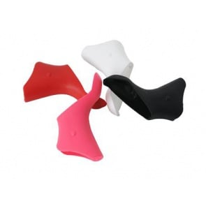 Far&Near Shimano Road Bike Brake Lever Color Hood Red